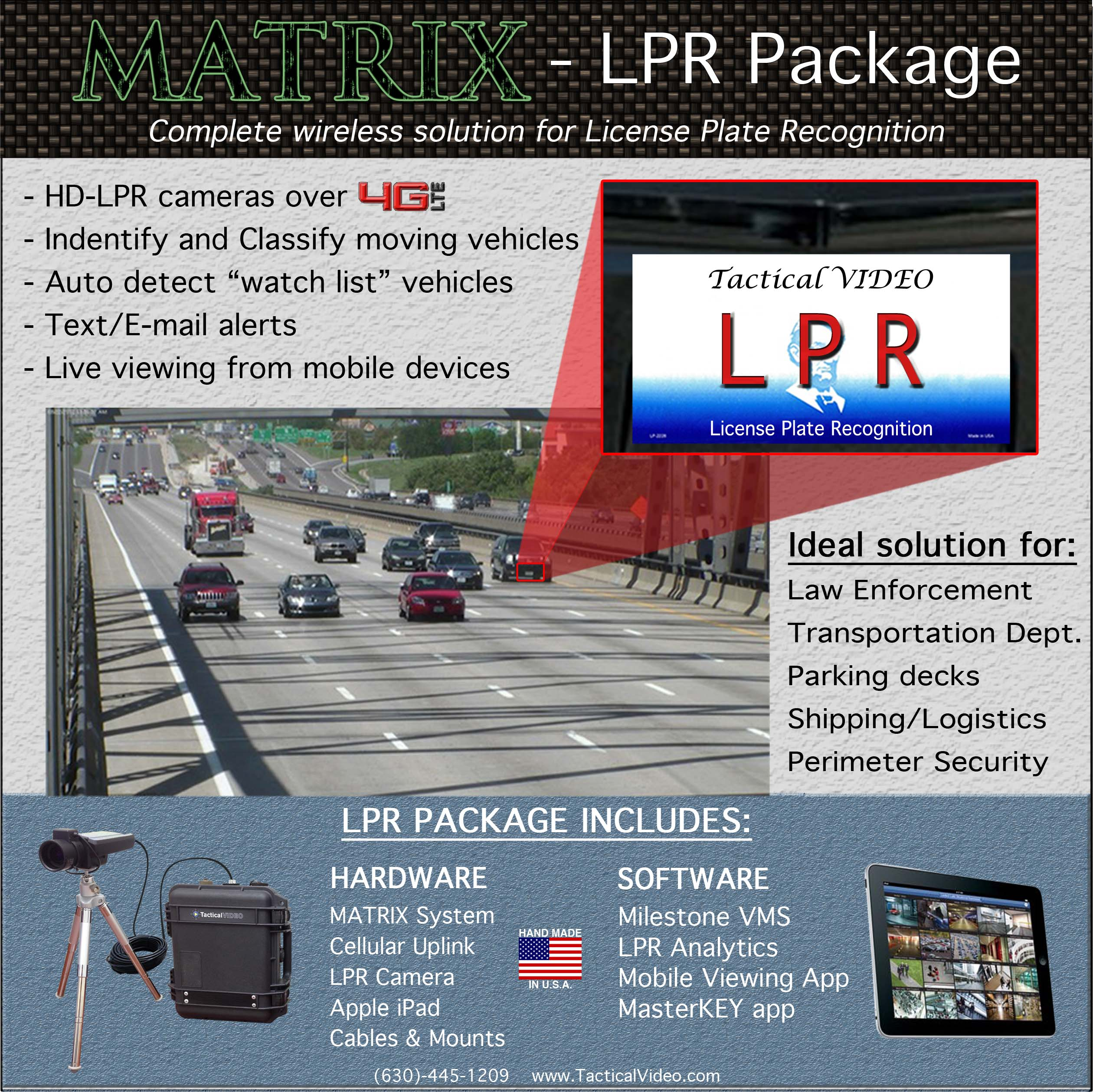 License Plate Recognition Kit